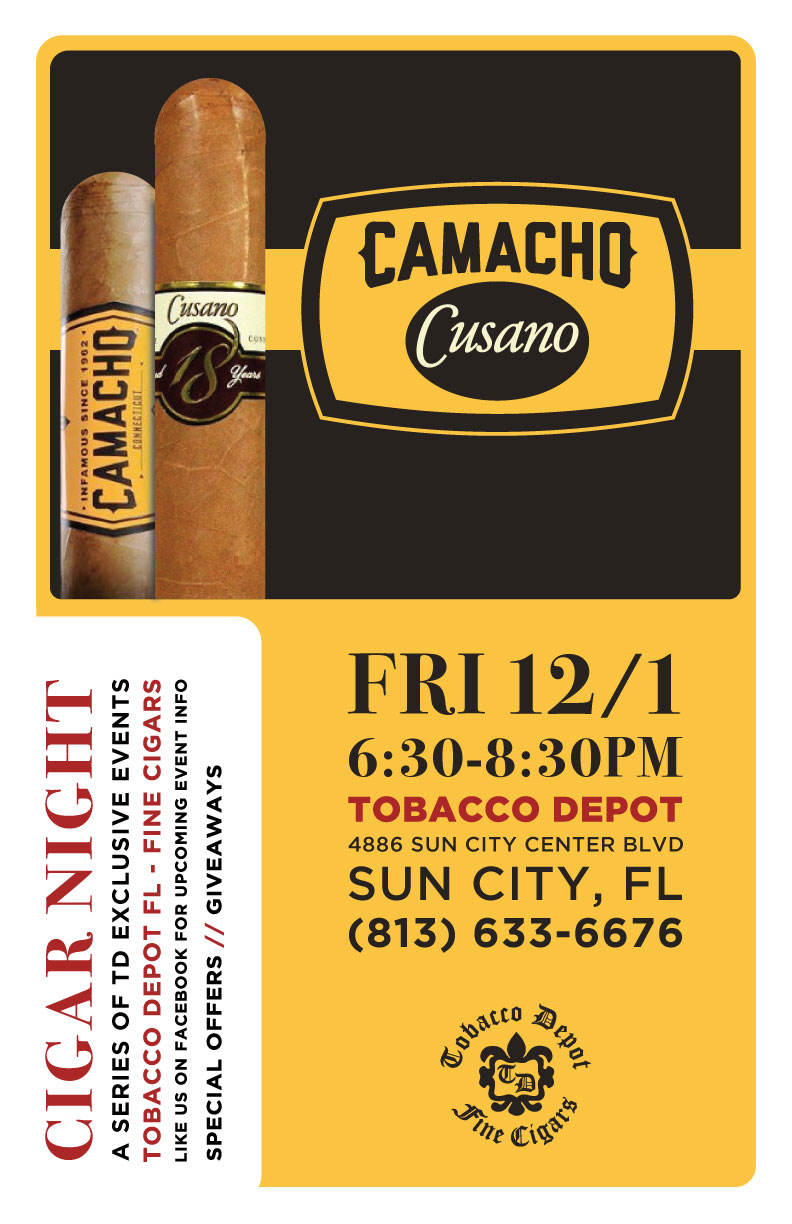 Camacho & Cusano in Sun City