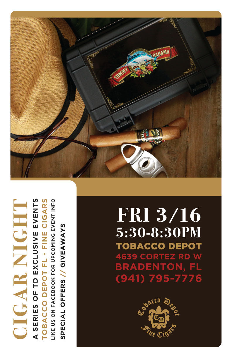 Island Lifestyle Cigar Night in Bradenton