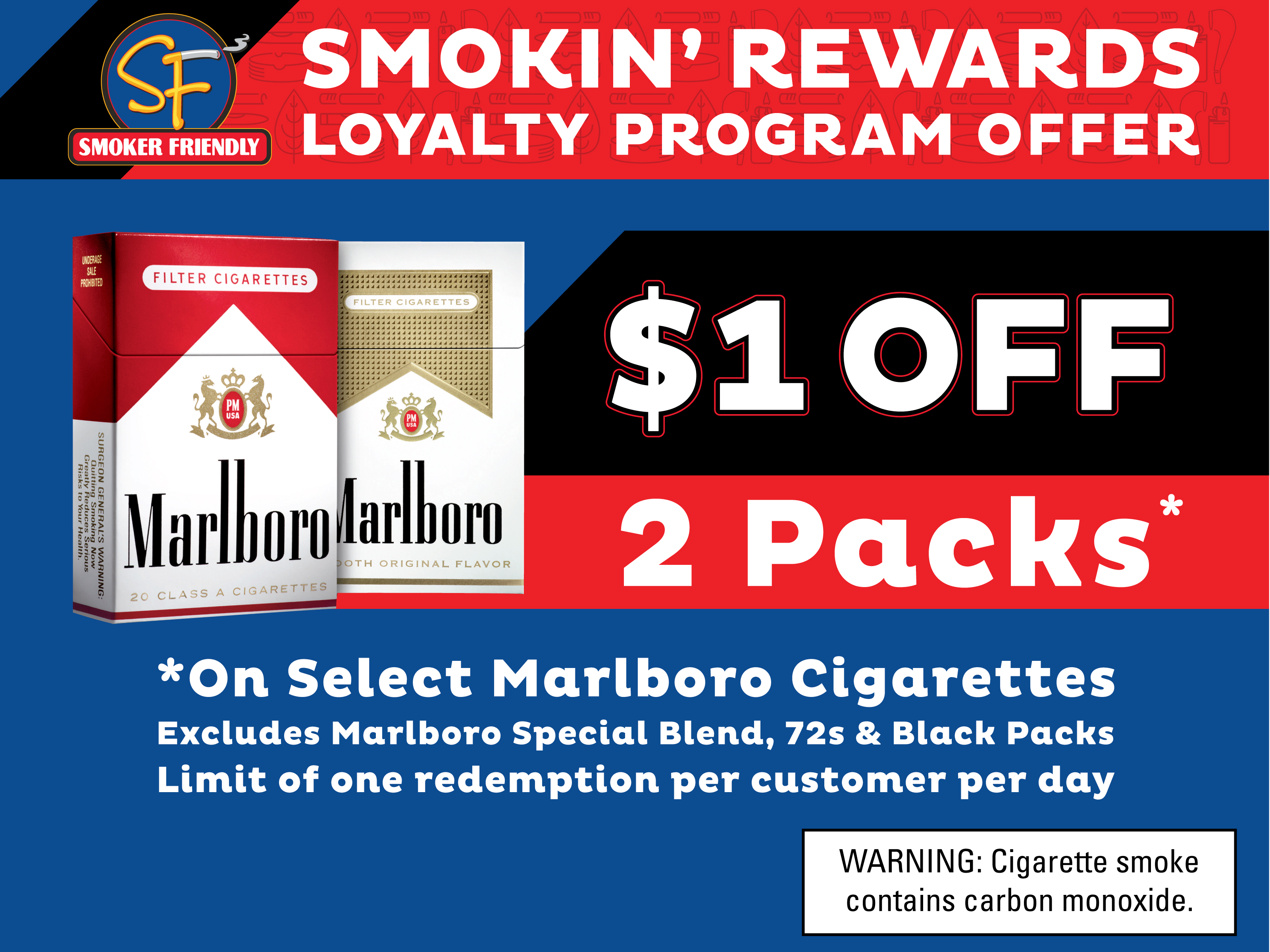 Marlboro Loyalty Program