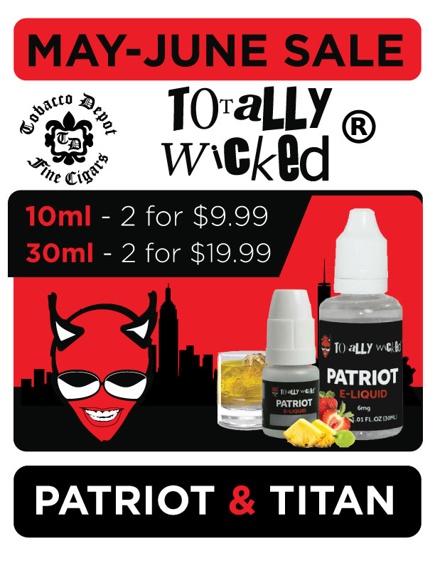 May-June E-Juice Deal