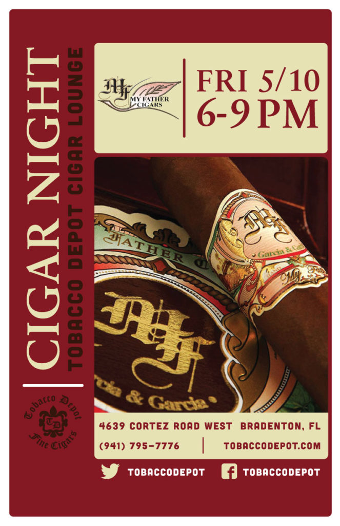 My Father Cigars in Bradenton