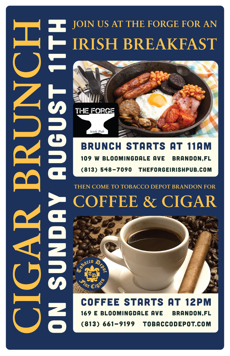 Cigar Brunch Social in Brandon
