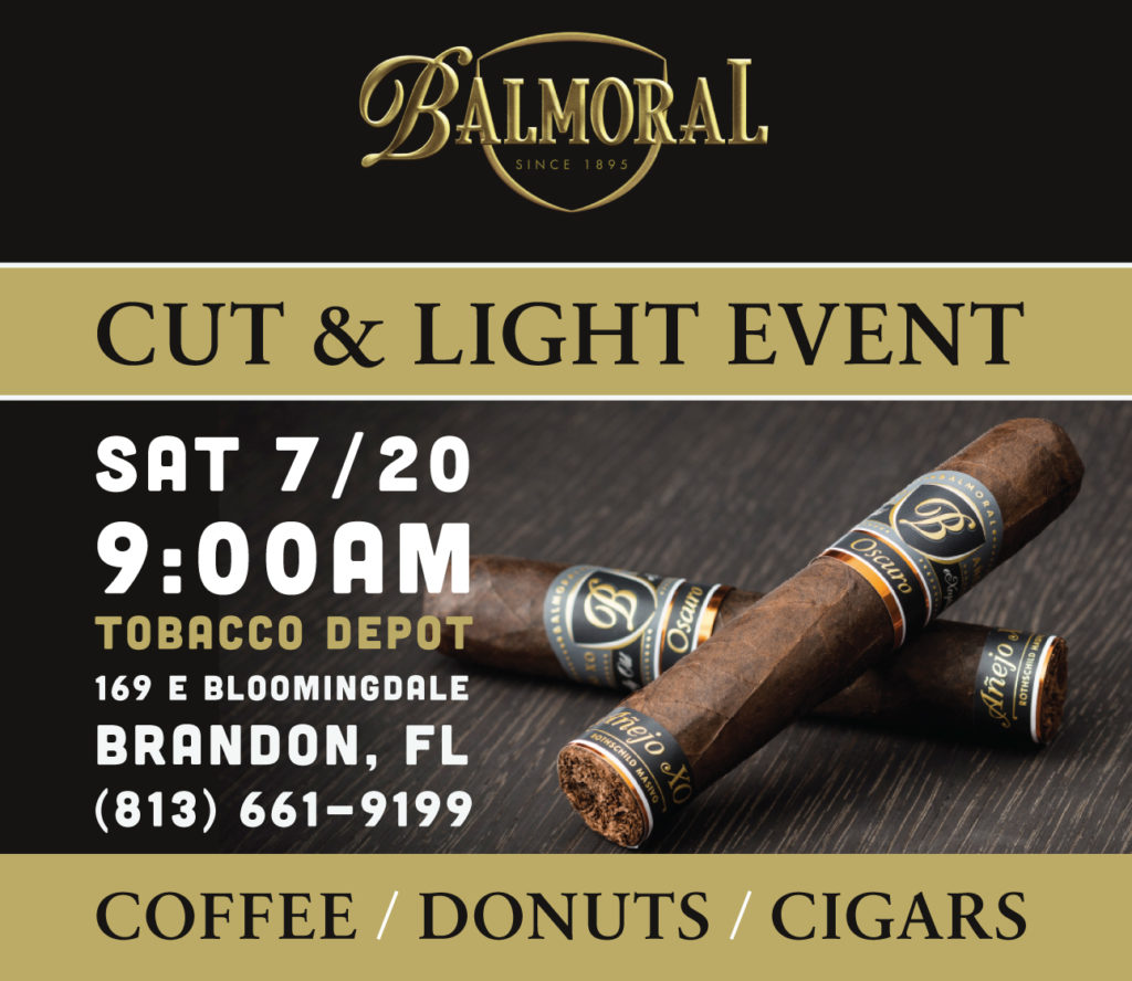 Balmoral Cut & Light at Tobacco Depot Brandon