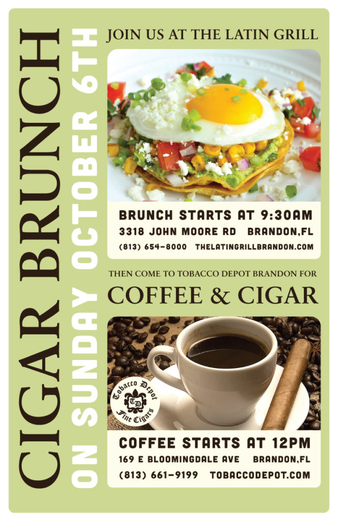 Sunday Latin Grill Brunch