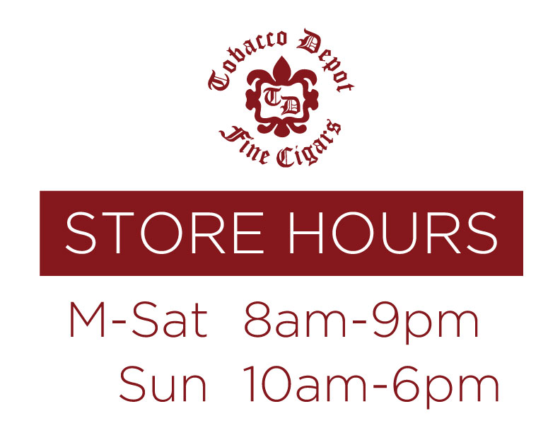 Tobacco Depot New Hours