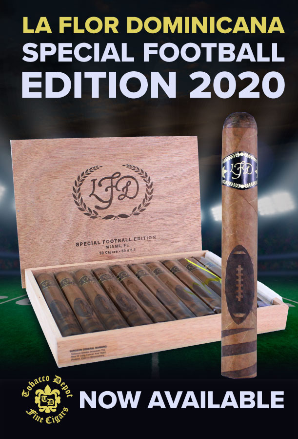 LFD Special Football Edition 2020 🏈 Now Available!