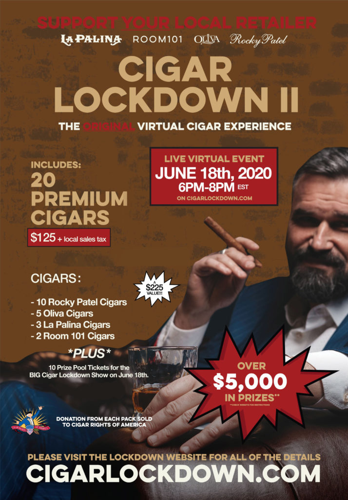 Tobacco Depot 🔥 Cigar Lockdown Deal & Giveaways